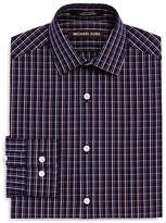 Michael Kors Boys' Plaid Dress Shirt - Big Kid