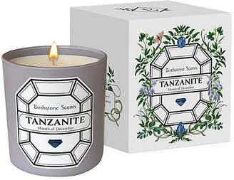 Dacor Birthstone Scents Birthstone Scents Women's Tanzanite Month Of December Scented Candle