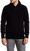 Dockers Shawl Collar Sweater