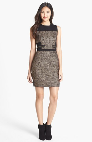 Kenneth Cole New York 'Virida' Dress (Regular & Petite)