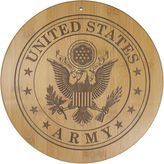 Totally Bamboo Army Serving Board