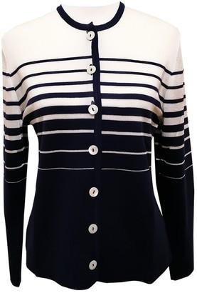Nina Ricci Blue Cotton Knitwear for Women Vintage