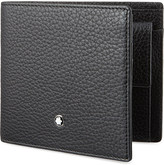 Montblanc MeisterstÃ1⁄4ck leather wallet