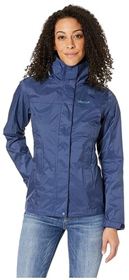 Marmot PreCip(r) Eco Jacket (Black) Women's Coat