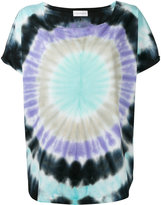 Faith Connexion tie-dye retro T-shirt - women - Cotton - XS