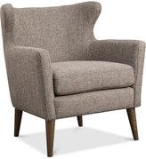 Azja Club Chair, Quick Ship