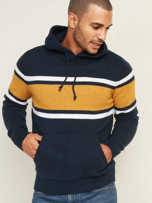 Old Navy Color-Blocked Sweater Hoodie for Men