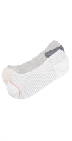 Madewell Mini Stripe No Show Sock 2 Pack
