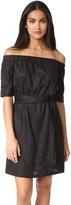 Frame Off the Shoulder Dress