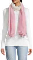 Thumbnail for your product : Eileen Fisher Organic Linen-Blend Ombre Scarf