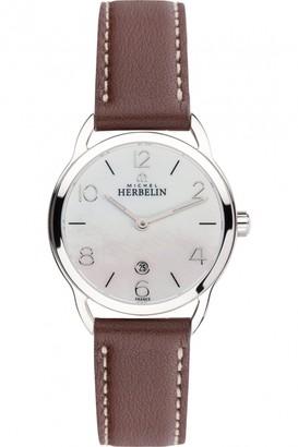 Mens Michel Herbelin Equinoxe Watch 16977/19MA