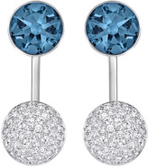 Swarovski Forward Pierced Earring Jackets