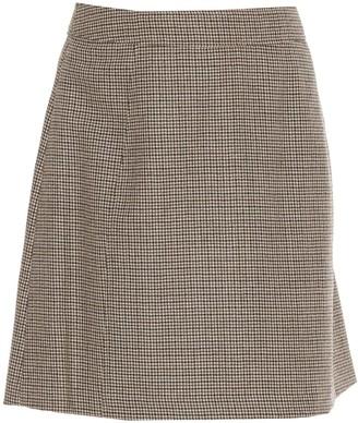 A.P.C. Sonia Mini Skirt