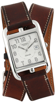 Hermes Vintage Hermà ̈s Cape Cod Double Tour Watch, 40mm x 28mm