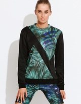 We Are Handsome Active Panel Sweater