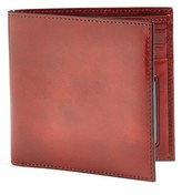 Bosca Men's 'Old Leather' Bifold Wallet - Brown