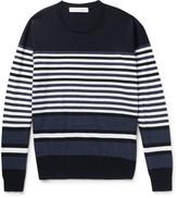Orlebar Brown - Lucas Striped Merino Wool Sweater