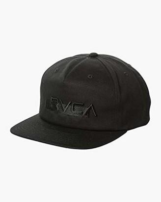 RVCA Men's Overlay Snapback HAT