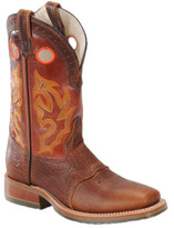 "Roper Men's Double H 13"" Domestic Wide Square Toe ICE"
