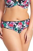 Elomi Plus Size Women's Jenna Floral Print Briefs