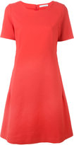 Fabiana Filippi A-line dress - women - Cotton - 42