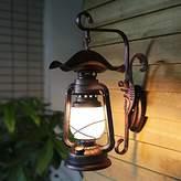 wall lamp GYY Village aisle wall lamp lights old kerosene lamps courtyard of the corridor retro look wall lights