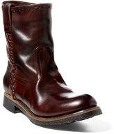 Ralph Lauren Jerrod Vachetta Leather Boot