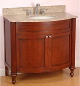 Doral Bathroom Vanity Base Only Empire Industries Size: 36""