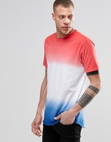 Converse Gradient Tie-dye T-shirt