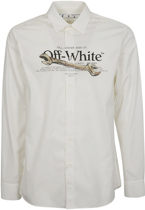Off-White Pascal Tool Basic Shirt