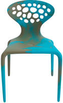 Moroso Supernatural Chair - Multicolour - Turquoise / Caramel