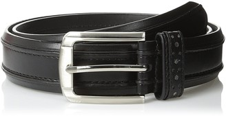 Stacy Adams Men's Rayfield Leather Belt