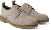 Ami - Suede Derby Shoes
