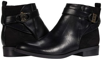 Tommy Hilfiger Isabelo (Black) Women's Shoes