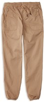 Ralph Lauren Boys' Chino & French Terry Combo Joggers - Sizes 4-7