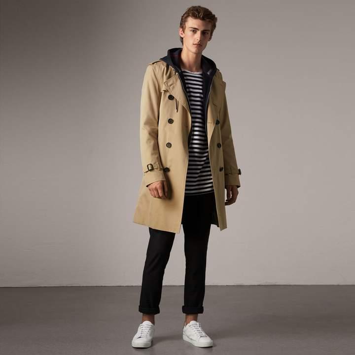 Burberry The Kensington - Long Trench Coat