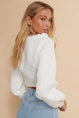 Misslisibell X NA-KD Structured Top