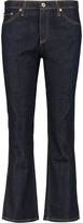 AG Jeans Jodi cropped flared jeans