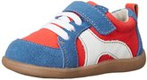 See Kai Run Johnny Leather Trainer (Toddler)