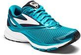 Brooks Women's Launch 4 Running Shoe (BRK-120234 1B 3887760 7.5 477 TEAL/WHITE/BLACK)