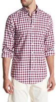 Gant Matchpoint Poplin Check Regular Fit Shirt