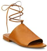 Vince Damon Ankle-Tie Sandals