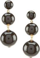 Kate Spade Golden Girl Ball Drop Statement Earrings