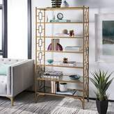 Everly Quinn Kips Bay 7 Tier Etagere Bookcase Quinn