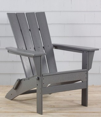 L.L. Bean All-Weather Adirondack Chair, Square-Back
