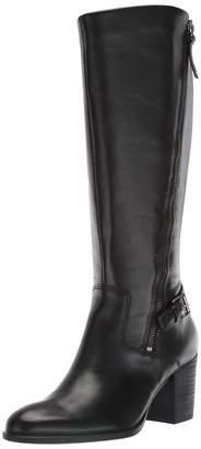 Ecco Women's Shape 55 Stacked Heel Tall Knee High Boot