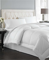 Charter Club Vail Level 2 European White Down Twin Comforter, Light Warmth Hypoallergenic UltraClean Down