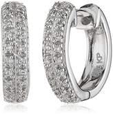 Celesta Diamonds by Ellen K. 317310008-3 I2 White Round cut 0.1 carats Diamond Earrings
