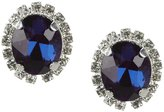 Cezanne Rhinestone Cluster Stud Earrings