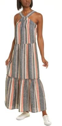 Joie Rosabel Linen Maxi Dress